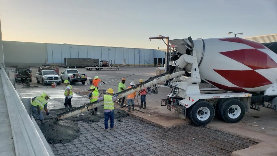 Ok Concrete - We Dry Harder - OK Concrete